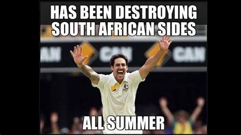 Mitchell Meme - mitchell johnson memes check out the best cricket satire the internet has to offer fanatix