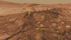 Space Images | Rock Types in Gale Crater