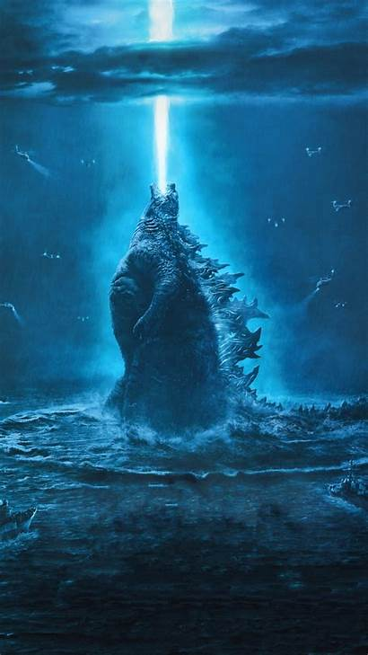 Godzilla Monsters King Poster Wallpapers Iphone Resolution