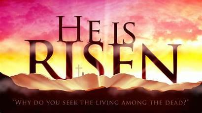 Resurrection Jesus Risen He