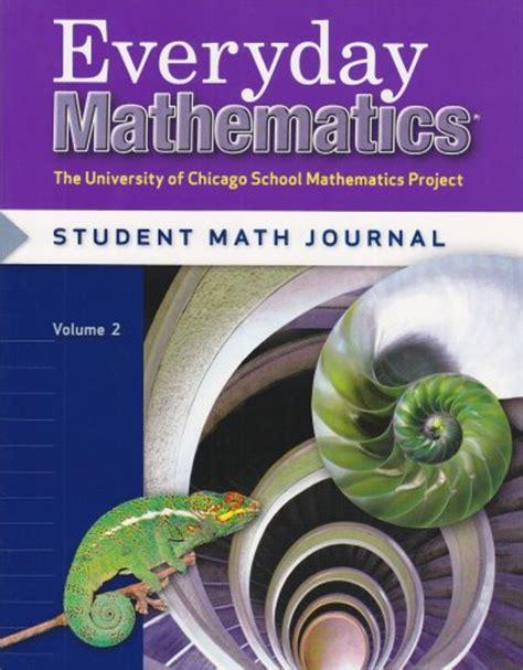 Everyday Mathematics, Grade 6 Student Math Journal, Vol 2 Toolfanaticcom