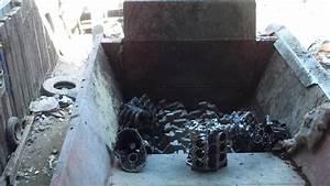 Hammel Shredder Vb 750 E Engine Blocks