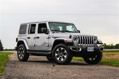 Jeep Wrangler 2018 Review by Review 2018 Jeep Wrangler Unlimited Car