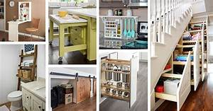 40, Best, Space, Saving, Ideas, And, Projects, For, 2020