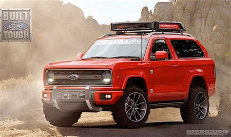 ford bronco    ford price