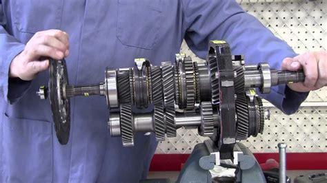 manual transmission operation youtube