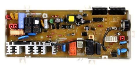carte electronique mfsktj2nph02 lave linge samsung stk sav