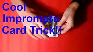 Cool Impromptu Street Magic Trick! Performance and ...