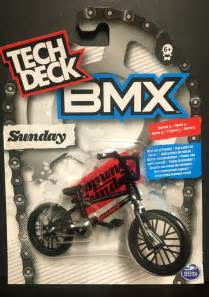 tech deck bmx bike sunday black colour aud 28 95