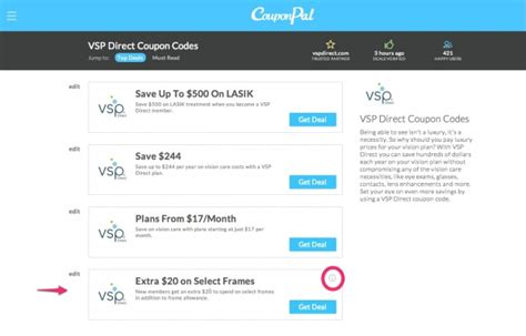 vsp provider phone number vsp direct codes by couponpal