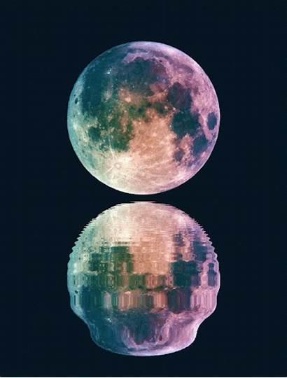 Moon Trippy Pastel