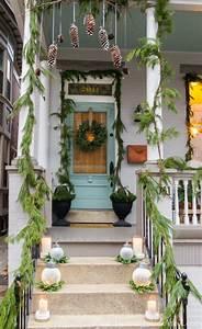 15 Festive Fun Christmas Porch Ideas A Blissful Nest