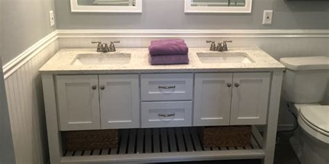 Unfinished Bathroom Cabinets Atlanta by Bathroom Remodeling Marietta Roswell Alpharetta Atl
