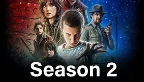 Bildresultat för stranger things season 2