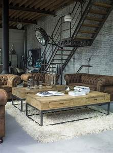 BEST INSPIRATION INDUSTRIAL INTERIOR DESIGN FOR YOUR HOME ...