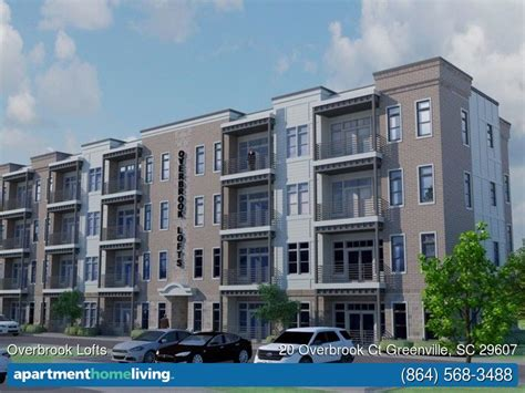 1 Bedroom Apartments In Greenville Sc by Overbrook Lofts Apartments Greenville Sc Apartments