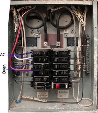 Boat Switch Panel Not Working by Electrical Oven Suddenly Tripping Circuit Breaker Bad