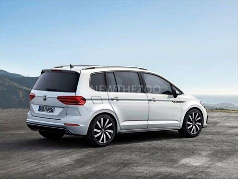 Volkswagen Sharan 2020 volkswagen vw sharan 2020 facelift unveiled vw sharan