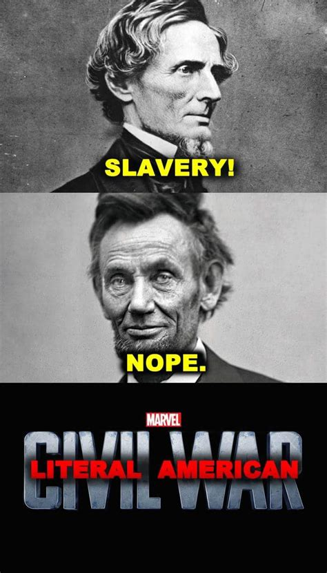 American Civil War Memes - civil war literal version captain america civil war 4 pane captain america vs iron man