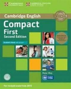 Compact First Second Edition Student S Book Pack  Student