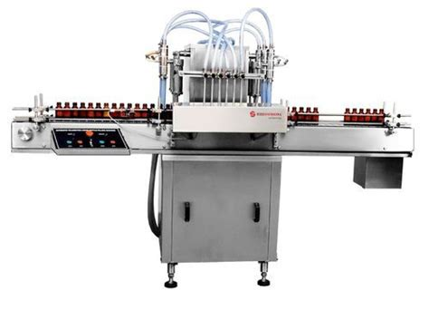 electric automatic bottle filling machine   hp rs  unit id