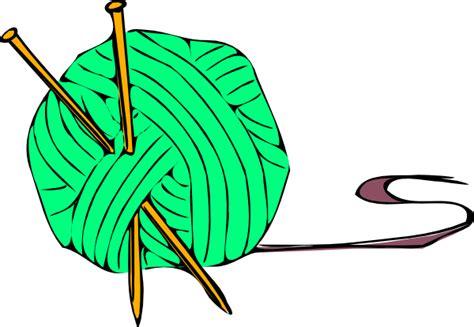 Of Yarn Clip Mint Green Yarn Clip At Clker Vector Clip