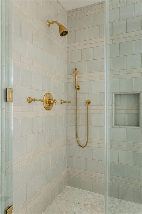 zellige tiled showers Google Search in 2020 Bathroom
