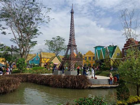 kampung eropa bogor devoyage tempat wisata instagramable