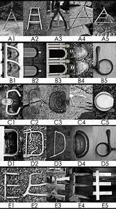 alphabet letter art photography alphabetography letters With photo letter art