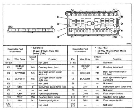 2013 Chevy Camaro Wiring Diagram by Wiring Diagram For The Dash Ls1tech
