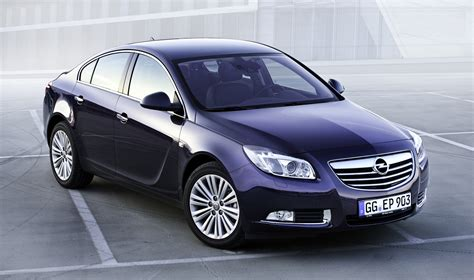 Opel Insignia by Opel Insignia My 2012 Quattrorotelle