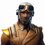 Fortnite Maximilian Icon Character Skins Pilot Clipart