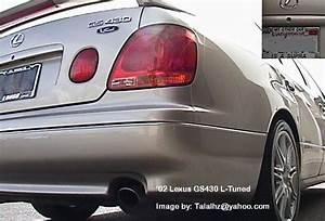 For Sale   2001 Lexus Gs300 L-tuned - Clublexus