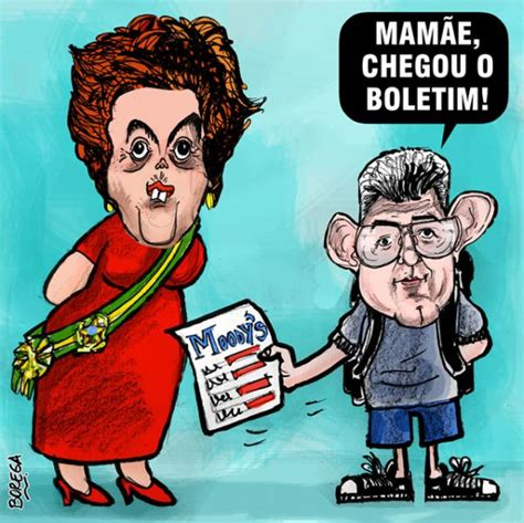 Charge do Borega - Bahia Notícias