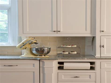 built   cabinet paper towel holder interior designs