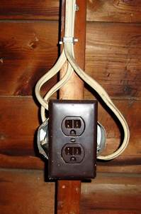 Convert Ceiling Box To Outlet