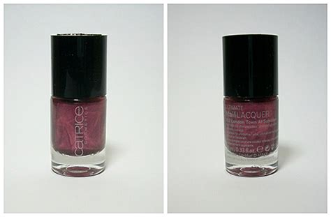 ultimate 102 test test nagellack catrice ultimate nail lacquer farbe