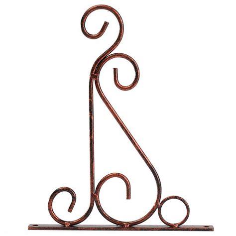 romantique classique forg 233 crochet de support de fleurs en fer forg 233 de plantes de fer pots