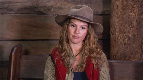 Rebekah Vardy shares depression history with I'm A ...