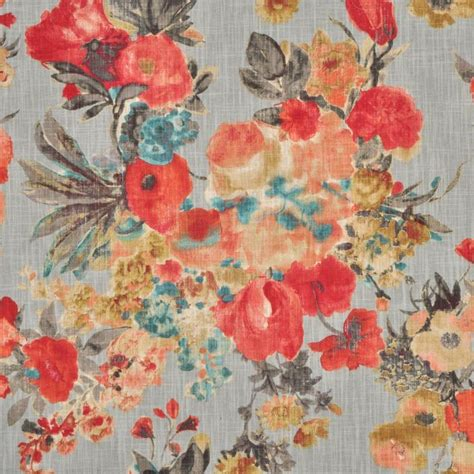 foto de HGTV Garden Odyssey Fog Fabric (With images) Fabric
