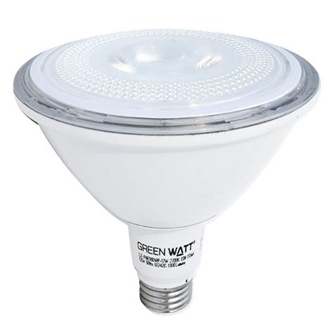recessed lighting green watt led 17watt par 38 outdoor