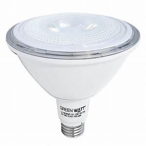 Recessed lighting green watt led par k