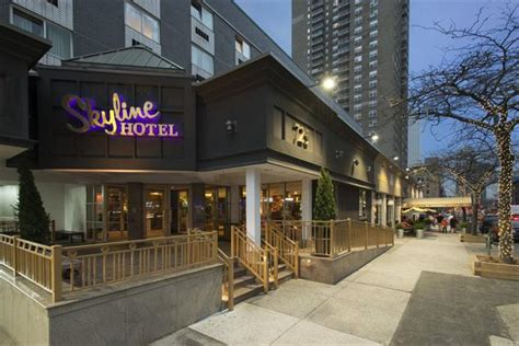 skyline hotel new york city compare deals