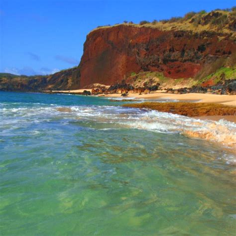 Molokai Hawaii Love These Beaches I Watched Filming Of