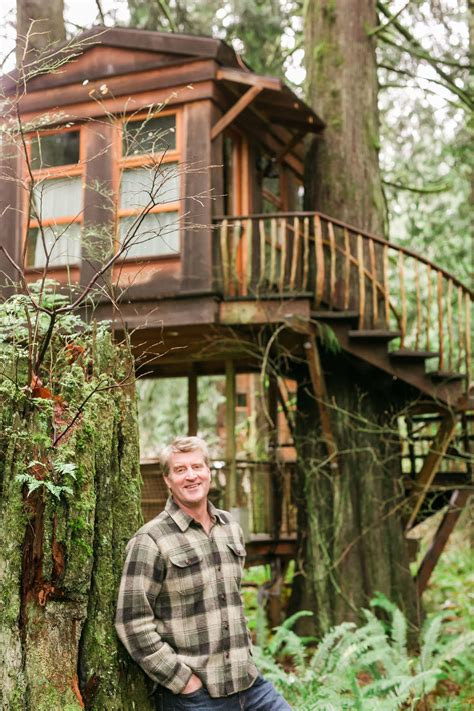 Pete Nelson Family Story — Nelson Treehouse