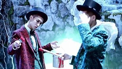 Boyfriend Gifs Pop Bounce Kpop Songs Popasia