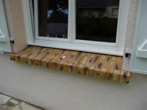 Quelle Peinture Pour Appuis De Fenetre : imitation briques sur rebords de fen tres coquelisonge ~ Premium-room.com Idées de Décoration