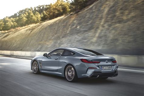 2019 Bmw 8 Series Official M850i Xdrive Packs 523hp V8