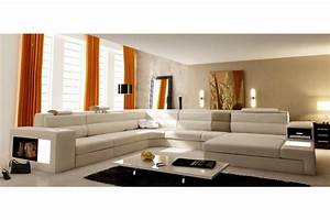 contemporary luxury furniture living room bedroomla With canape xxl cuir