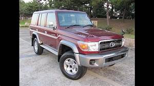 Toyota 70 Series Land Cruiser 4 0i  40 Delivery Miles